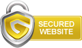 secured website